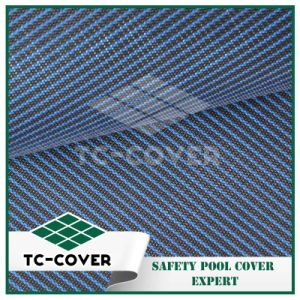 PP Mesh Fabric for Safety Cover with Good Water Drainage pictures & photos