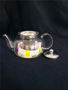 Promotional Gift Customized Glass Tea Pot