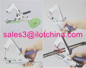 Ilot Agriculture Tape Tool Hand Tying Machine for Fruit Vegetable pictures & photos