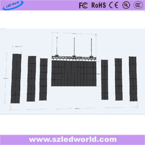 P4.81 Indoor Rental Full Color LED Sign Display Board for Advertising (CE, RoHS, FCC, CCC) pictures & photos