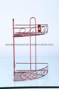 Nano Mirror Chrome Red Candy Powder Coating pictures & photos