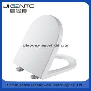 Ceramic Toilet Cover U Shape Duroplast Material Xiamen Facotry pictures & photos