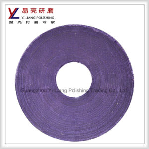 200mm Sisal Rope Fabric Abrasive Buffing Wheel pictures & photos