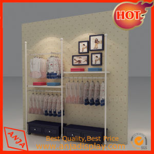 Retail Store Fixtures Garment Rack Store pictures & photos