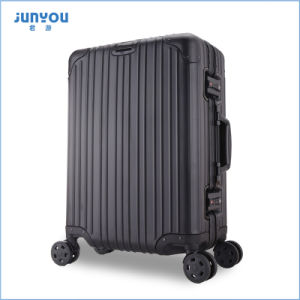 Top Quality Hot Sale Aluminum Material Travel Luggage pictures & photos