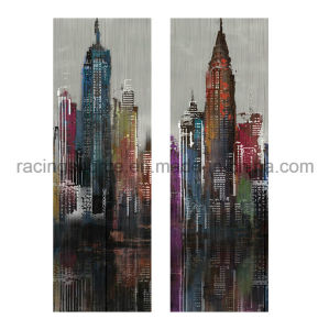 Landscape Canvas Printing Abstract Oil Painting on Canvas pictures & photos