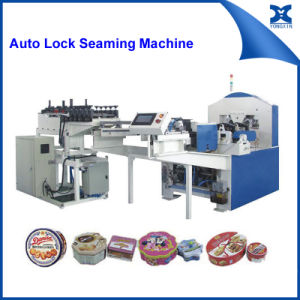 Automatic Biscuit Can Lock Seaming Machine pictures & photos