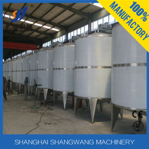 Hot Sell Complete High Quality Pasteurised Milk Production/Processing Line/Making Machine. pictures & photos