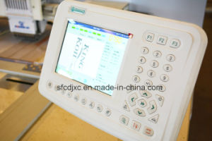 Computerized Automatic Sewing Machine for Embroidery pictures & photos