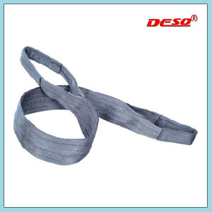 1 Ton Flat Webbing Sling with Eye pictures & photos