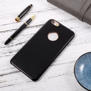 2017 High Quality Leather Case for iPhone 6 pictures & photos