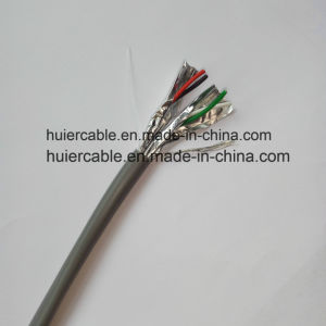 Hot Sale 4 Cores Shielded Fire Alarm Cable (LSOH) pictures & photos