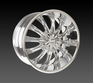 Hot Selling High Performance Borghini Alloy Wheel Rims pictures & photos