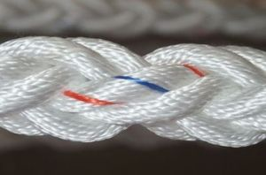 Marine 8 Strands Mooring Rope pictures & photos