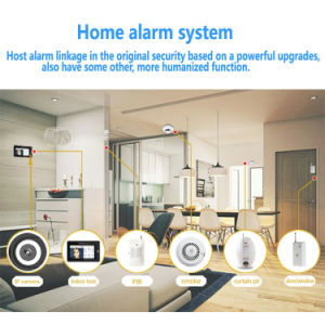Home Security System for Smart Video Door Phone for Bothe Wireless and WiFi pictures & photos