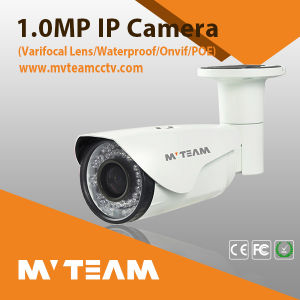 Bullet IP Camera 720p 1MP with IR Cut Varifocus Camera pictures & photos