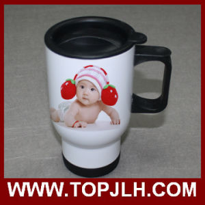 Sublimation 16 Oz Stainless Steel Car Mug