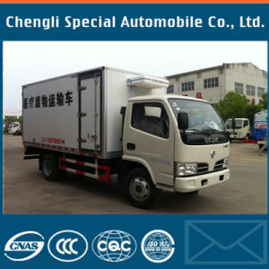 Factory 4tons to 5tons Dongfeng Brand Truck Refrigeration Units Truck pictures & photos