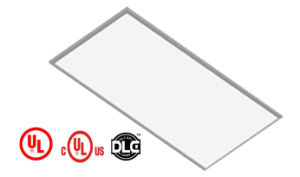 UL 75W Flat Ceiling Light LED Panel