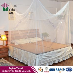 100% Polyester Rectangular Mosquito Net/Household Mosquito Nets/Four Door Mosquito Net pictures & photos