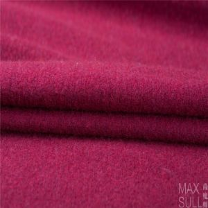 100% Double Sides Cashmere Fabrics for Winter in Red pictures & photos