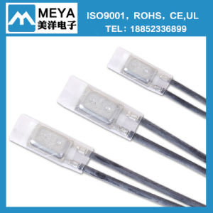 3.6*10 10A 250V 73 Deg. C Thermal Fuse, Thermal Cutoffs, Thermal Cutout Fuse pictures & photos