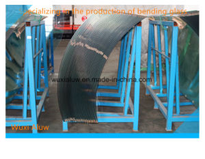 Good Quality Bent Glass for Building pictures & photos