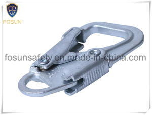 European Forged Self Locking Zinc Plated Snap Hooks pictures & photos