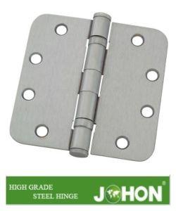 """Steel or Iron Door or Window Hardware Hinge 4""""X4"""" Round Corner pictures & photos"""