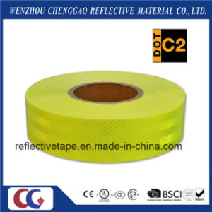 Blue Diamond Grade Retro Reflective Tape for Traffic (CG5700-OB) pictures & photos