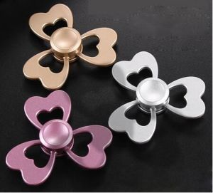 2017 Hand Spinner Metal Fidget Spinner Finger Fingertip Gyro Spinner for Autism and Adhd Rotation Time Long Anti Stress Toys pictures & photos