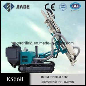 Ks668 Hydraulic Hard Rock Drilling Equipment Especially for Open Mine Pit pictures & photos