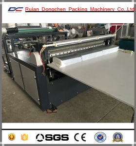 Pearl Cotton Film Slitting Cross Cutting Machine