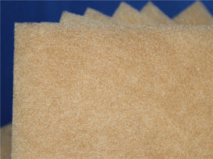 Brown High Temperature Air Filter Roll Material pictures & photos
