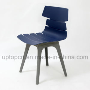 Wholesale Color Optional Plastic Chair with Special Design (SP-UC521) pictures & photos