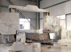 CNC Marble& Granite Diamond Wire Saw Stone Cutting Machine/Stone Cutter /Stone Cut Machine pictures & photos