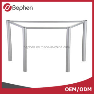 OEM Metal Table Leg Office Table Leg Knock Down Table Leg 1002 pictures & photos