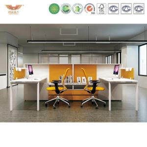Office Workstation Office System Office Partition Cubicles (VOGUE-S-04-1× 4) pictures & photos