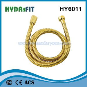 Stainless Steel Ti-Plating String Hose (HY6011) pictures & photos