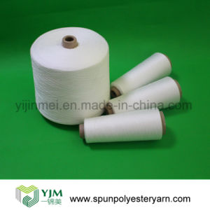 Spun Polyester Yarn for Garments with Oekotex Certificate pictures & photos
