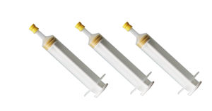 Syringe 11ml with Yellow Cap pictures & photos