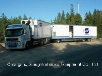 Moble Slaughtering Truck pictures & photos