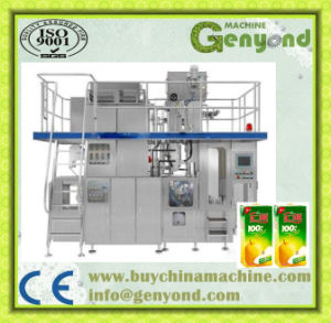 Aseptic Carton Brick Filling Machine pictures & photos