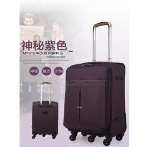 Chubount Hot Sell Purple Travel Luggage Baggage for Men and Women pictures & photos