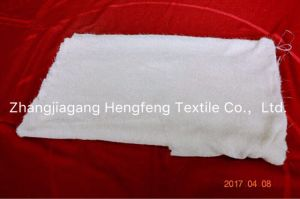 Flame Retardant Elastic Knitted Fabric 32%Modacrylic/ 60%Glass Fibre/ 8%Cotton pictures & photos