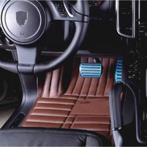 Car Mat Acm101b PVC Leather XPE Carpet for Audi, Benz pictures & photos