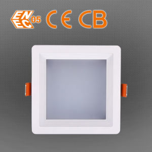 10/20/30W Ce RoHS Listed 2400lm Hot Sales Square LED Down Light pictures & photos
