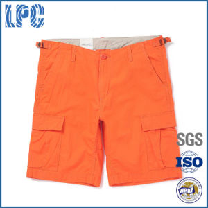 Custom Urban Casual Cotton Men Shorts pictures & photos