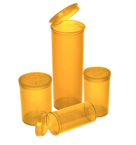 Plastic Pop Squeezetops Vials Container pictures & photos
