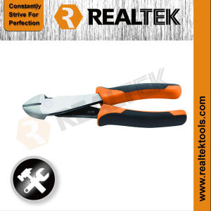 Professional Bi-Color Dipped Handles Diagonal Cutting Pliers pictures & photos